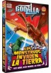 Los Monstruos Invaden La Tierra (Godzilla vs. Monster Zero) (Kaijû Daisensô)