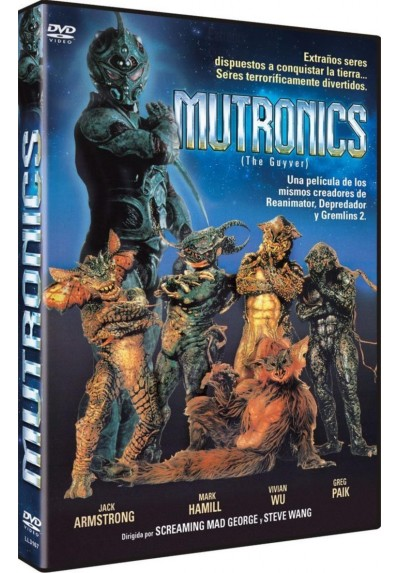 Mutronics (The Guyver)