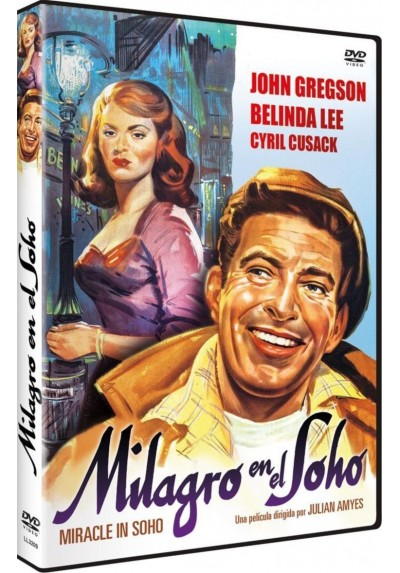 Milagro En El Soho (Miracle In Soho)
