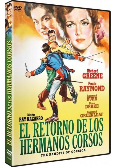 El Retorno De Los Hermanos Corsos (Bandits Of Corsica)