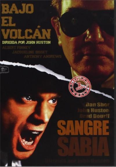 Pack Bajo El Volcan / Sangre Sabia