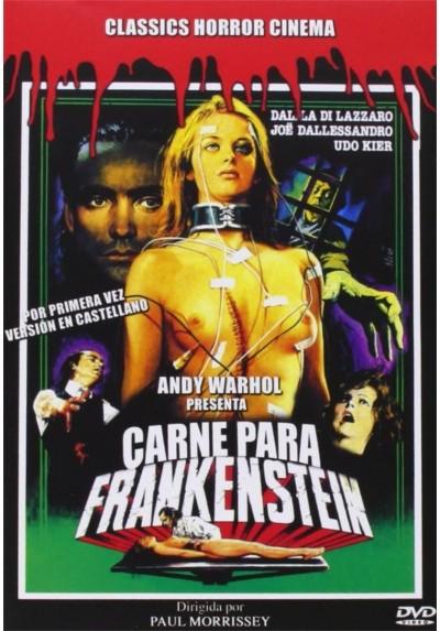 Carne Para Frankenstein (Flesh For Frankenstein)