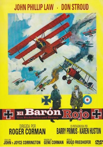 El Baron Rojo (Von Richthofen And Brown)