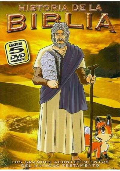 Pack Historia de La Biblia de Osamu Tezuka (Historias de La Biblia)