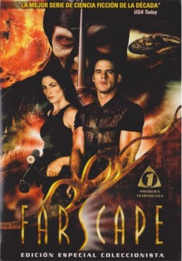 Farscape - 1ª Temporada (Ed. Coleccionista)