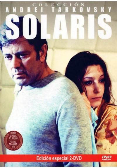 Solaris (V.O.S.) (Digipack)