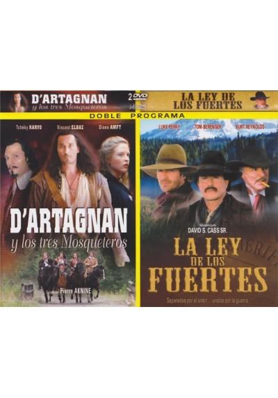 Pack D´artagnan Y Los Tres Mosqueteros / La Ley De Los Fuertes