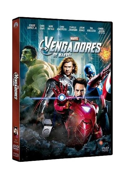 Los Vengadores (2012) (The Avengers)
