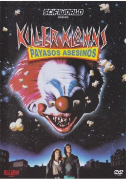 Killer Klowns (Payasos Asesinos)