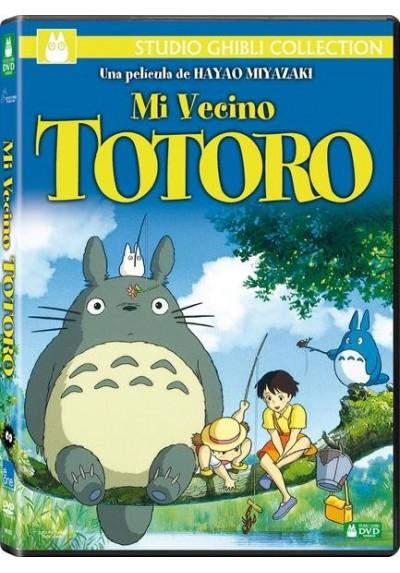 Mi Vecino Totoro (Tonari No Totoro)