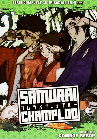 Samurai Champloo - Serie Completa