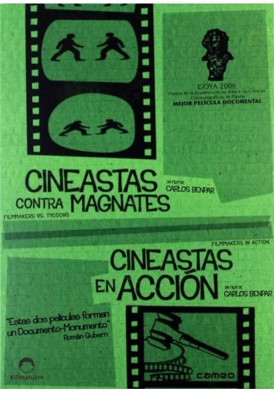 Pack Cineastas: Cineastas Contra Magnates / Cineastas En Accion