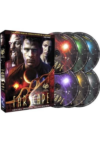 Farscape - 2ª Temporada (Ed. Coleccionista)
