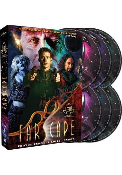 Farscape - 3ª Temporada (Ed. Coleccionista)