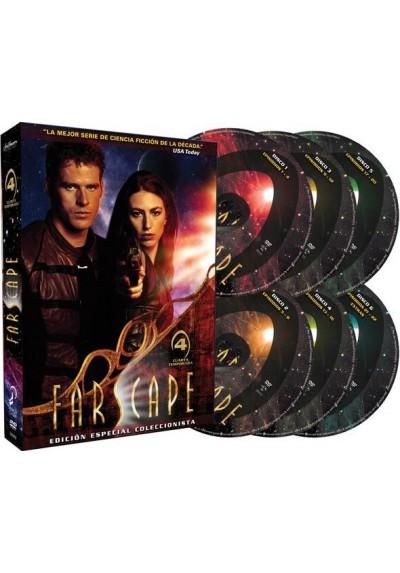 Farscape - 4ª Temporada (Ed. Coleccionista)