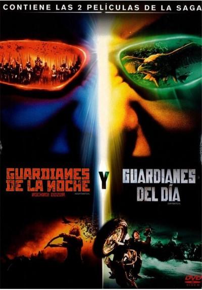Pack Guardianes de la Noche + Guardianes del Día