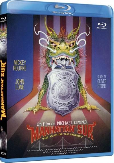 Manhattan Sur (Blu-Ray) (Year Of The Dragon)