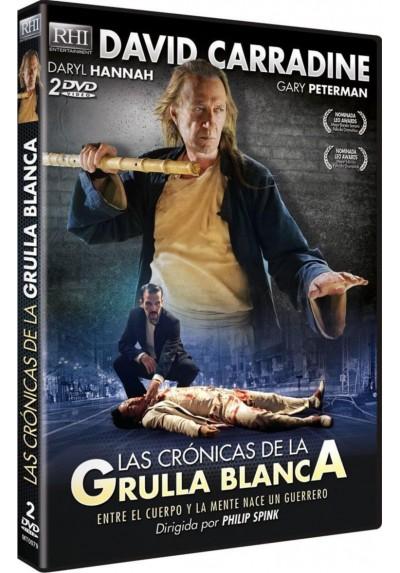 Las Cronicas De La Grulla Blanca (The White Crane Chronicles)