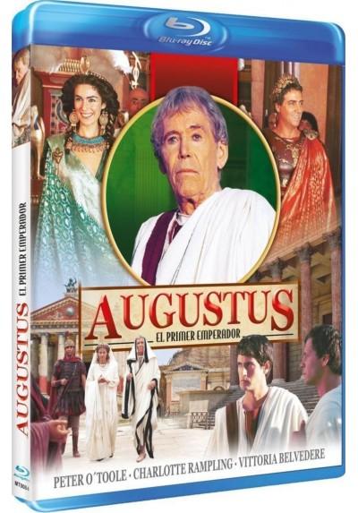 Augustus (Blu-Ray) (Imperium: Augustus)