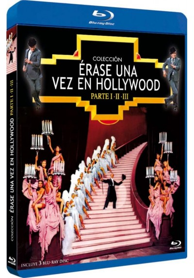 Erase Una Vez En Hollywood I-II-III (Blu-Ray) (Bd-R) (That'S Entertainment!)