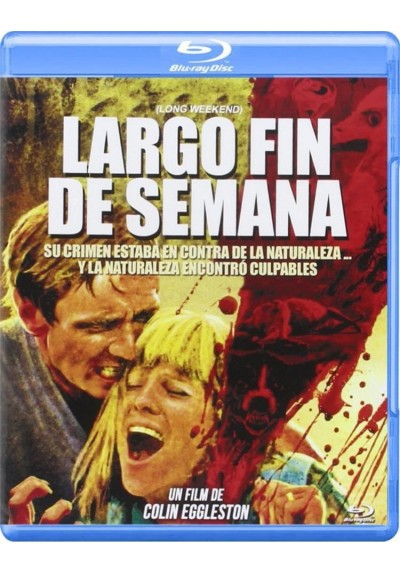 Largo Fin De Semana (Blu-Ray) (Bd-R) (Long Weekend)