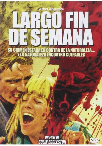 Largo Fin De Semana (Dvd-R) (Long Weekend)