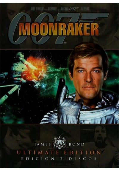 Moonraker - Ultimate Edition - Edición 2 Discos (Moonraker)