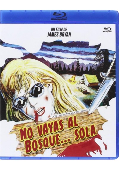 No Vayas Al Bosque... Sola (Blu-Ray) (Bd-R) (Don'T Go In The Woods)