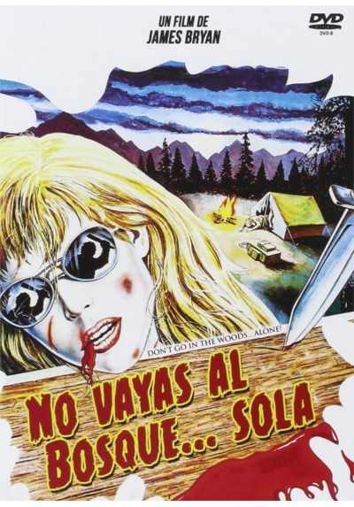 No Vayas Al Bosque... Sola (Dvd-R) (Don'T Go In The Woods)