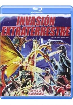 Invasion Extraterrestre (Blu-Ray) (Bd-R) (Kaijû Sôshingeki)
