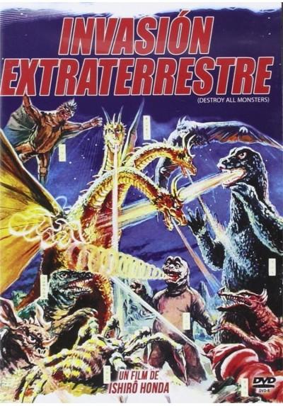 Invasion Extraterrestre (Dvd-R) (Kaijû Sôshingeki)