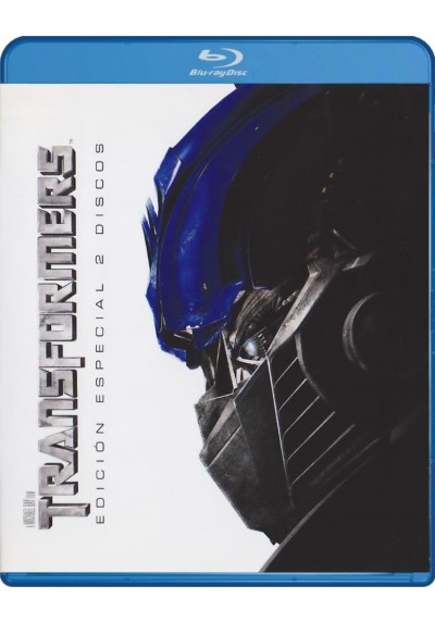 Transformers : La Pelicula (Blu-Ray) (Ed. Especial) (Transformers: The Movie)