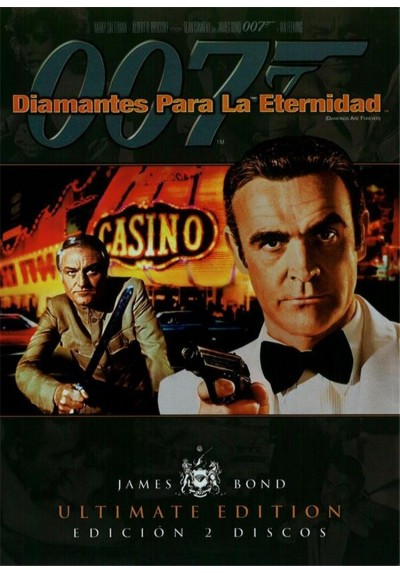 Diamantes para la Eternidad - Ultimate Edition - 2 Discos (Diamonds are Forever)