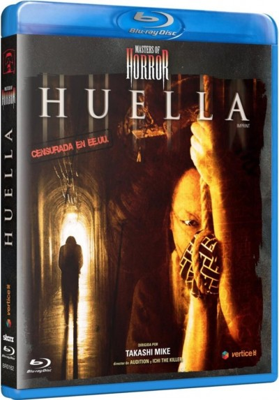 Huella - Masters Of Horror (Blu-Ray) (Imprint)