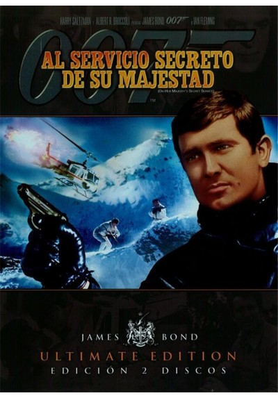Al Servicio Secreto de Su Majestad - Ultimate Edition - Edición 2 Discos (On Her Majesty's Secret Service)