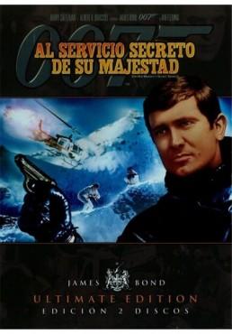 Al Servicio Secreto de Su Majestad - Ultimate Edition - Edición 2 Discos (On Her Majesty's Secret Service)