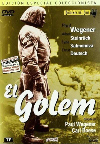 El Golem (Origenes Del Cine) (Der Golem, Wie Er In Die Welt Kam)