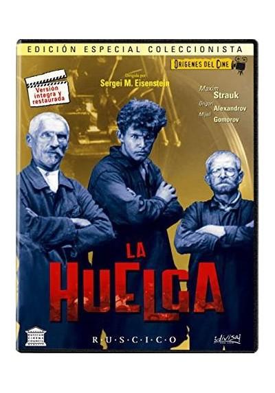 La Huelga (Origenes Del Cine) (Strike)