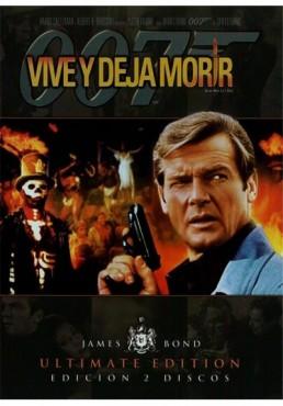 Vive y Deja Morir - Ultimate Edition - Edición 2 Discos (Live and Let Die)