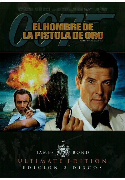 El Hombre de la Pistola de Oro - Ultimate Edition - Edición 2 Discos (The Man With the Golden Gun)