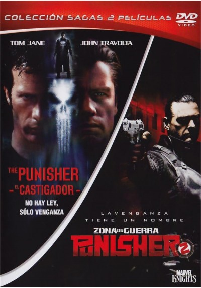 Coleccion Saga: The Punisher / The Punisher 2