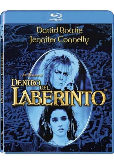 Dentro Del Laberinto (Blu-Ray) (Labyrinth)