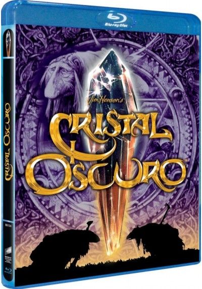 Cristal Oscuro (Blu-Ray) (The Dark Crystal)