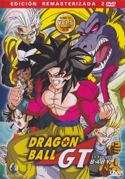 Dragon Ball Gt - La Saga De Baby : Vol. 5 (Episodios 33 - 40)