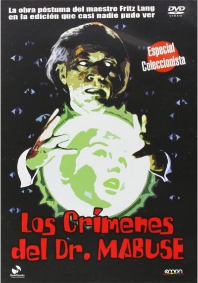 Los Crimenes Del Dr. Mabuse (Il Diabolico Dr. Mabuse)
