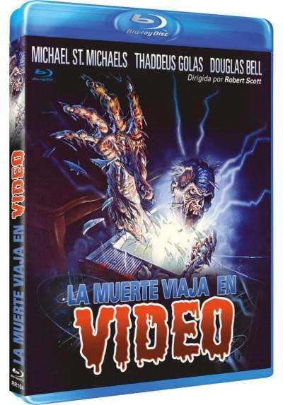 La Muerte Viaja En Video (Blu-Ray) (Bd-R) (The Video Dead)
