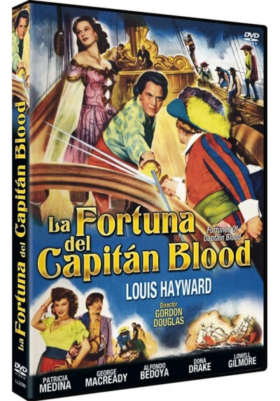 La Fortuna Del Capitan Blood (Fortunes Of Captain Blood)
