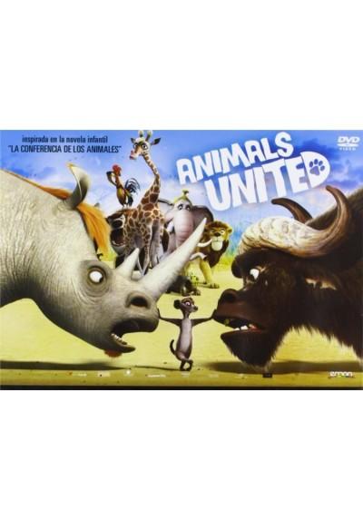 Animals United (Die Konferenz Der Tiere) (Ed.Horizontal)