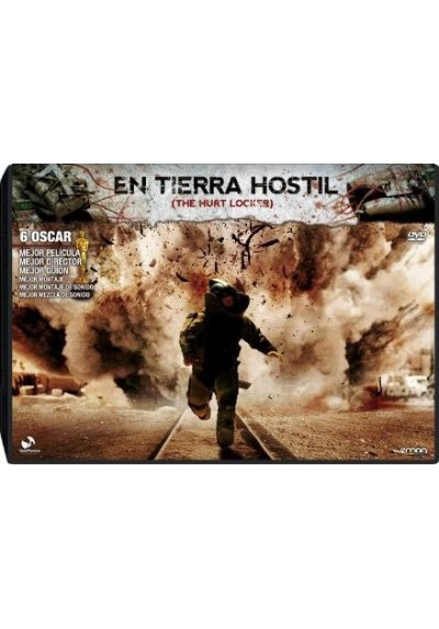 En Tierra Hostil (Ed. Horizontal) (The Hurt Locker)