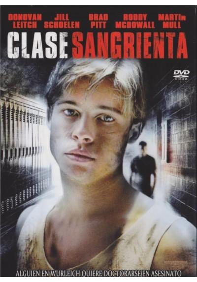 Clase Sangrienta (Cutting Class)